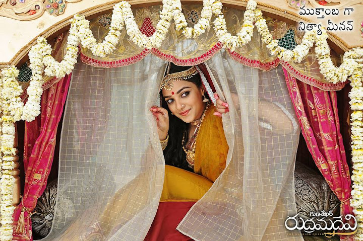 Rudhramadevi HD Wallpapers-6