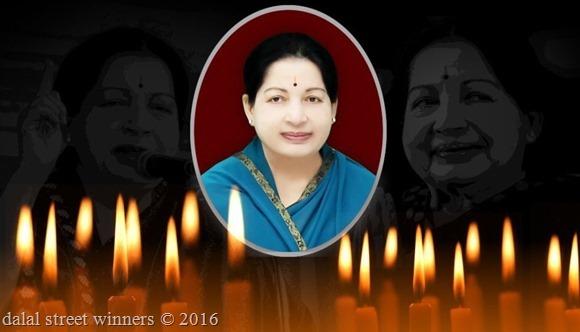 J Jayalalitha is no more