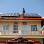 Clean solar roof of office 2013 1.jpg