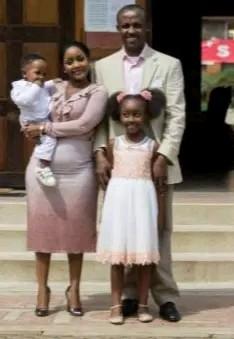 Mutula Kilonzo jnr with Victoria Musyoka photo