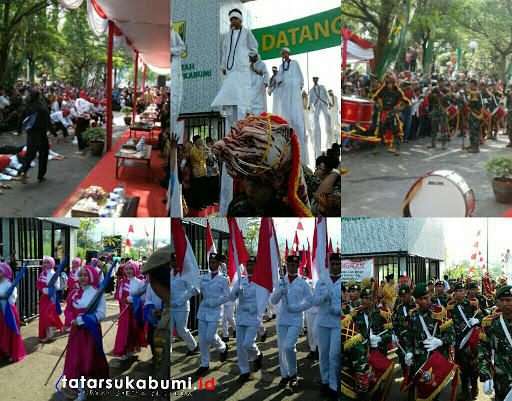 Kesenian 27 Kota Kabupaten se-Jabar Padati Ibukota Kabupaten Sukabumi