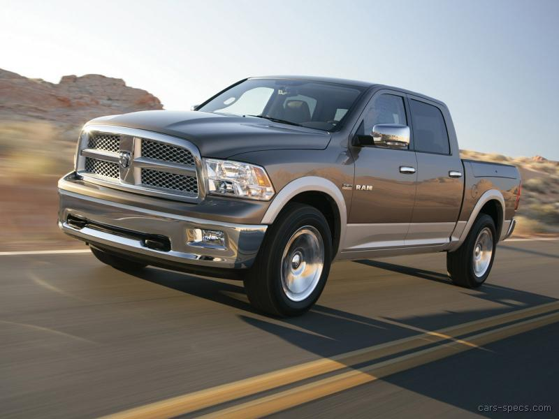 2010 dodge ram pickup 2500 crew cab specifications pictures prices. Black Bedroom Furniture Sets. Home Design Ideas