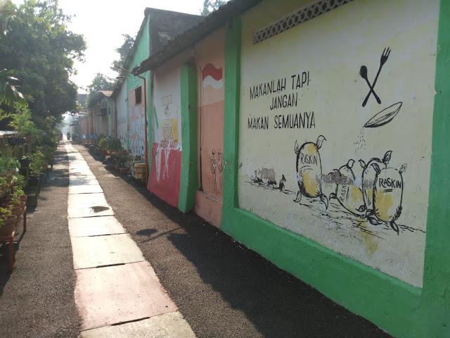 Seni Mral dan Graffity Kota Mojokerto