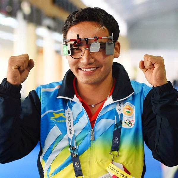 With 187.2 points, Gurpal, who hails from Bathinda, came in second ahead of Australia's Daniel Repacholi, who clinched the bronze with 166.6 points. Repacholi had won the men's 10m air pistol gold last week.