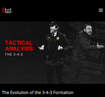 The Evolution of the 3-4-3 Formation PDF