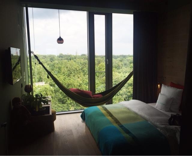 25hours hotel berlin bikini jungle room