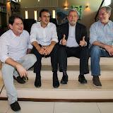 Encontro com o governador do Ceará