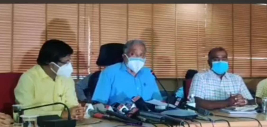 ರಾಜ್ಯದಲ್ಲಿ ಪಿಯುಸಿ ಪರೀಕ್ಷೆ ರದ್ದು - ಸಚಿವ ಸುರೇಶ್ ಕುಮಾರ್  (Video)