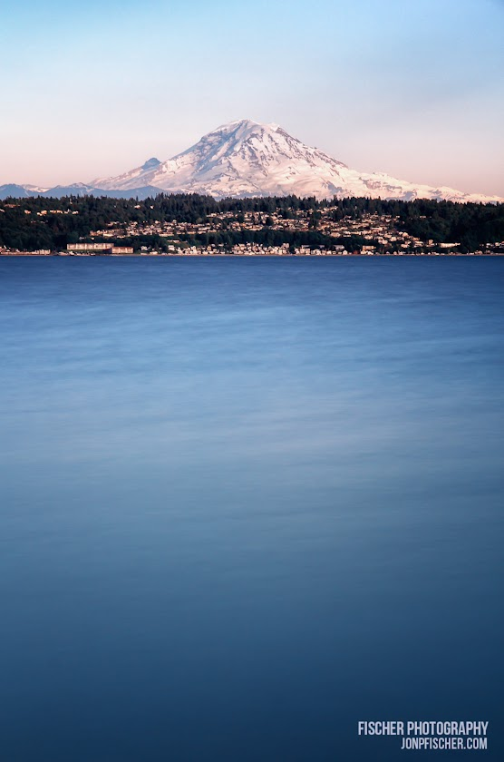 Rainier from Vashon