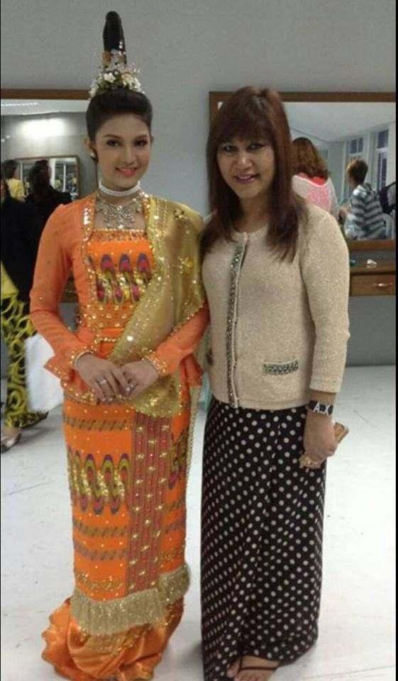 Myanmar Dress Fashion 2016 2017 Trends Styles 7