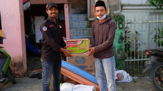 Peduli Bencana NTT, Daud: Niat Baik AMMATIR-Makassar Wujudkan Solidaritas Organda Se_NTT
