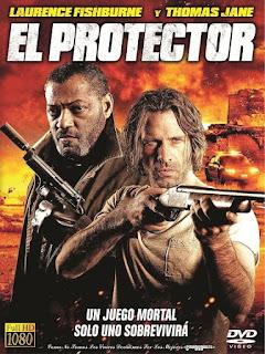 El Protector / Redención Poster