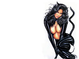 Black Cat Girl