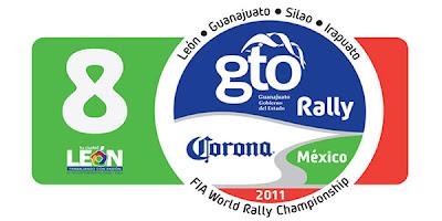 WRC mexico 2011