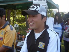 年間暫定5位 松林幸男プロの意気込み