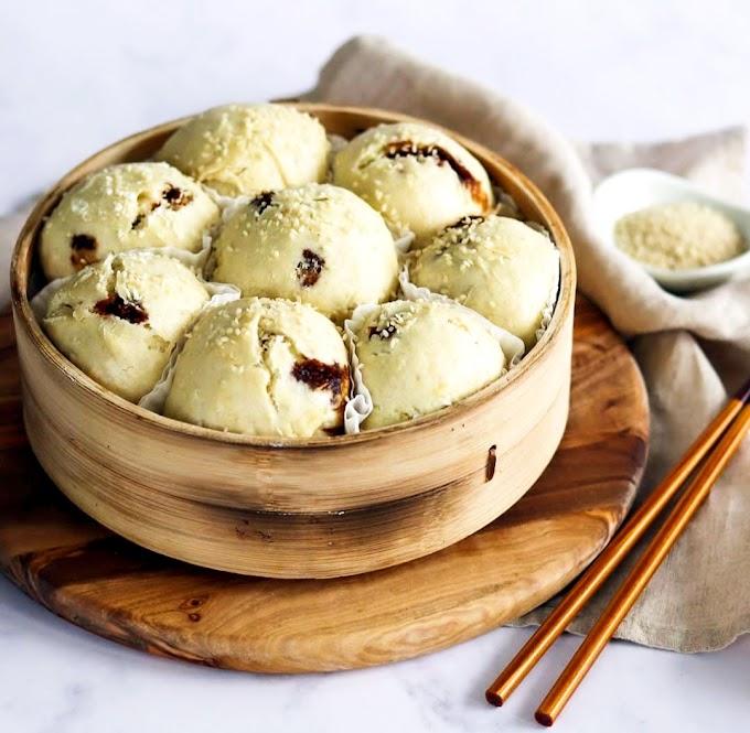 Steamed Pork Buns/ Baozi/ Nikuman Recipe | Breakfast Care