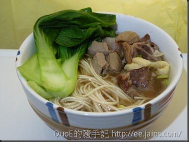軒閣食品-鮮盒子肉骨茶2