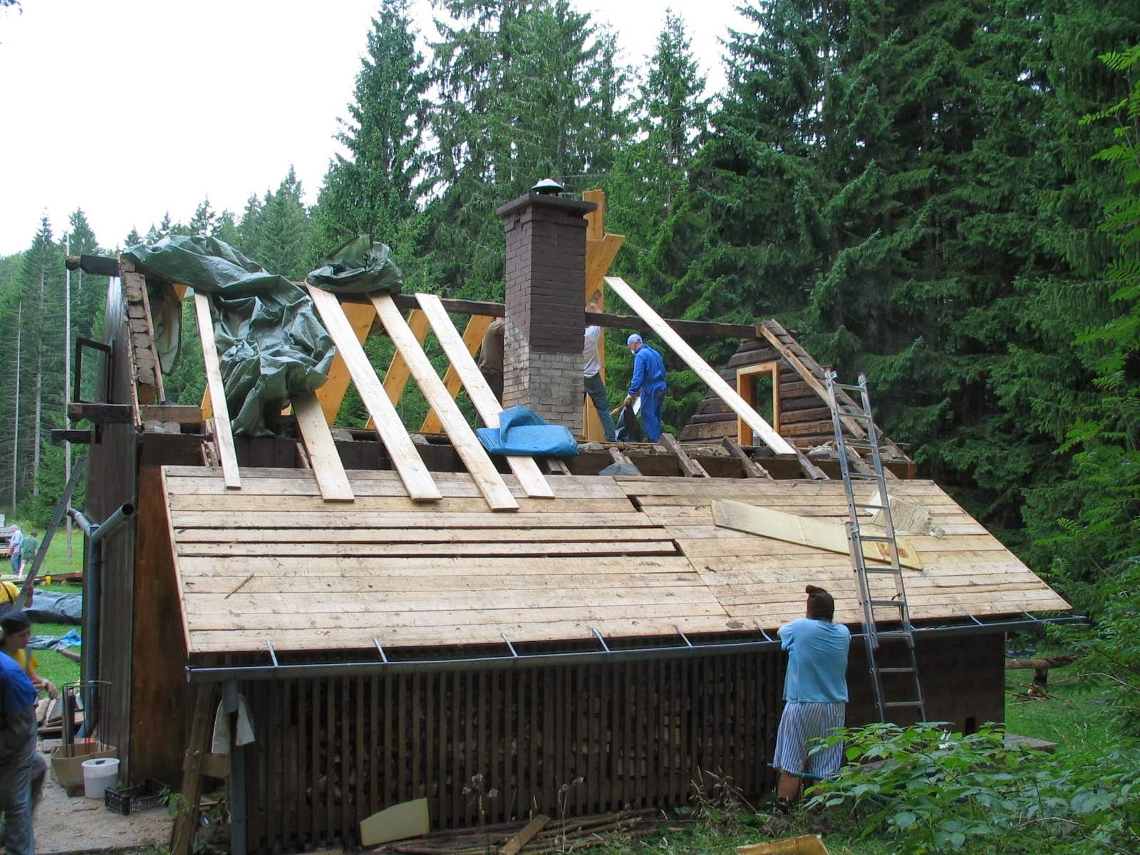 Delovna akcija - Streha, Črni dol 2006 - streha%2B128.jpg