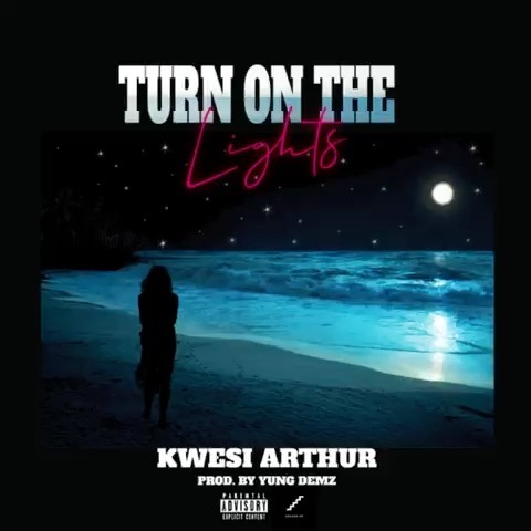 Download Song: Kwesi Arthur – Turn On The lights (Produced by Yung D3mz). Mp3