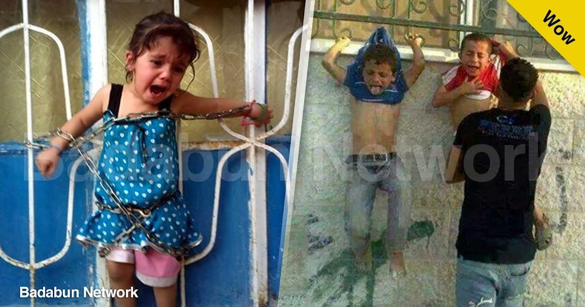 castigo niños abuso padres golpes tortura familia