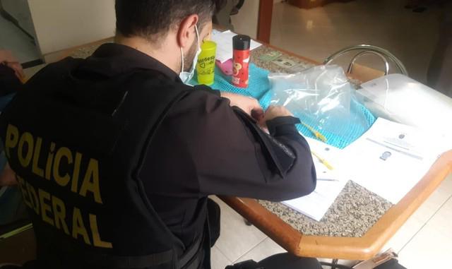 Polícia Federal prende o oitavo suspeito de participação no mega-assalto em Araçatuba