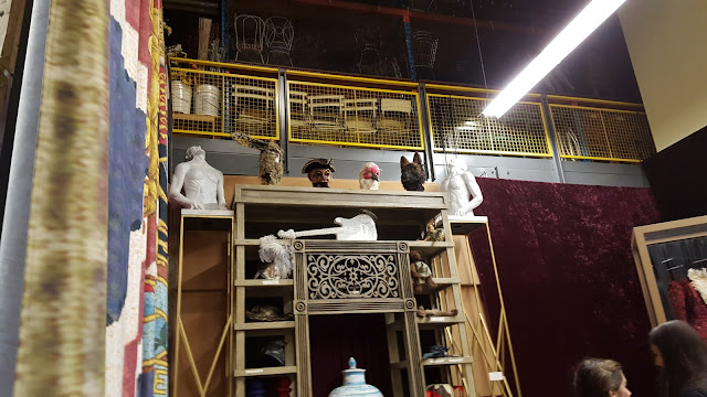 Props at the Stratford Festival Warehouse Tour. From Visiting Stratford, Ontario? The first thing you need to do...