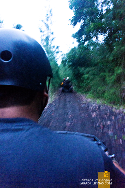 ATV Adventure at Mayon's Lava Trail