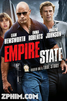 Vụ Cướp Thế Kỷ - Empire State (2013) Poster