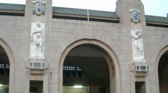 廃止となったタンジョン・パガー駅