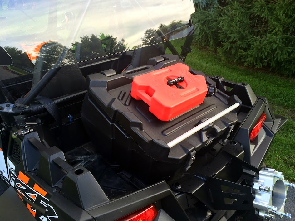 New quick release RZR cargo box! Fits 800/900/1000 & New quick release RZR cargo box! Fits 800/900/1000 - ATVConnection ...