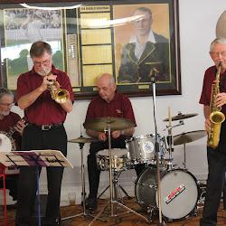 Jamison - Keira Jazz Band - April 2016