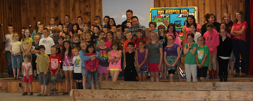 These are the wonderful 60 (or so) kids I had the honor to preach to the first week. 17 kids that week publicly testified to repenting of their sin and trusting in Jesus as their Savior, and many more committed to giving up idols and following Jesus more closely! That never gets boring!!!