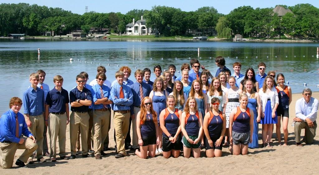Team photo Spring 2011