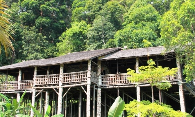 Longing for the Longhouse Life