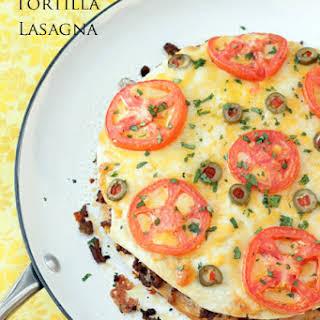 Taco Lasagna.