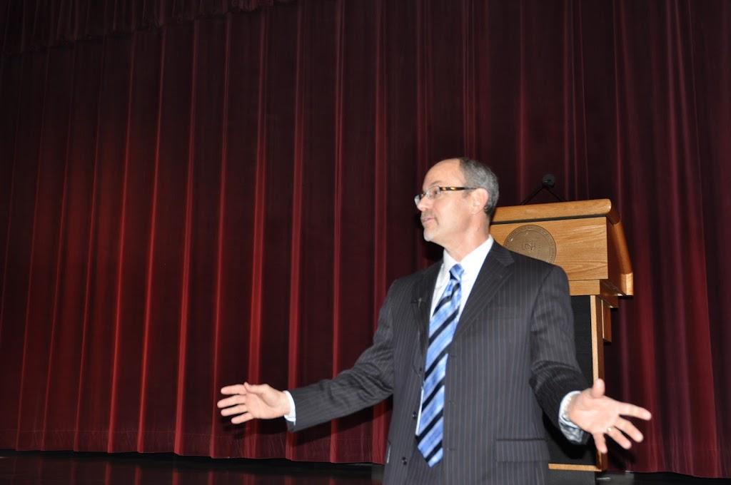 U of A System President Dr. Donald Bobbitt Visit - DSC_0251.JPG