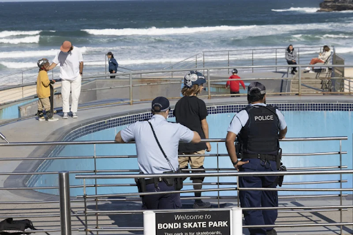 COVID-19 security guards to patrol Sydney beaches