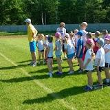zawody lekkoatletyczne klas I - III