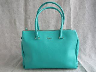 Furla Epi-Leather Shoulder Bag