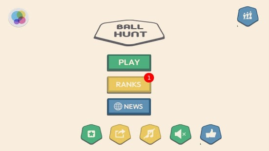 Knock Down : Ball Hunt- screenshot thumbnail