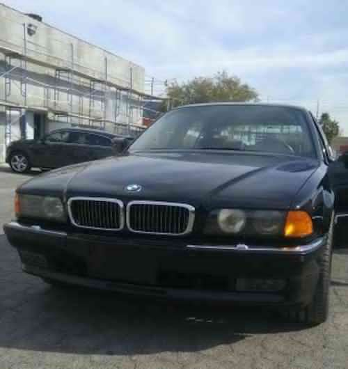 Tupac Was Killed In This BMW And Now It's Selling For $1.5