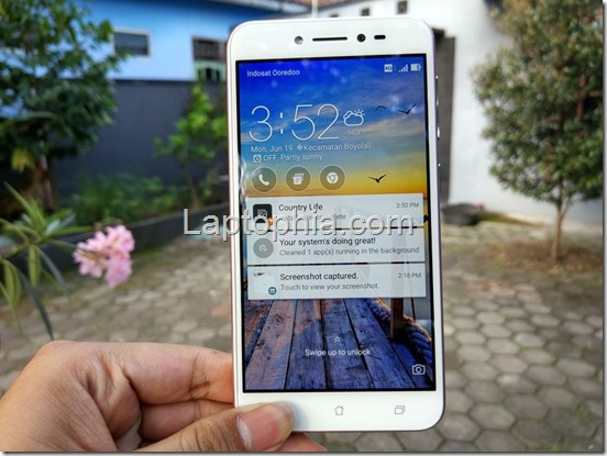 Asus Zenfone Live ZB501KL Review