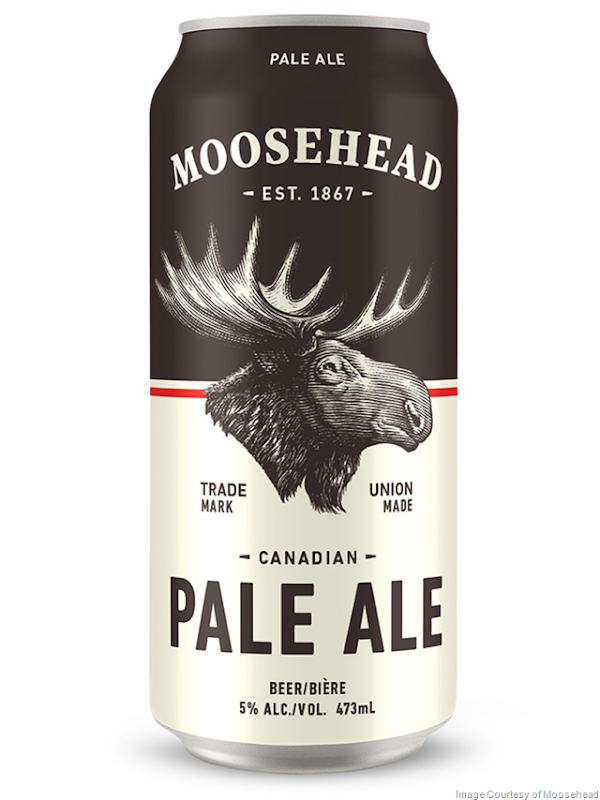 Moosehead Launches New Style, Pale Ale, in the US