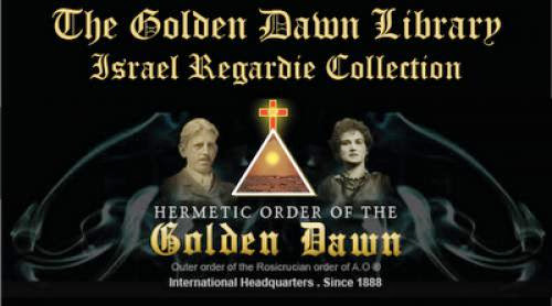 The Golden Dawn Library Israel Regardie Books Free Download