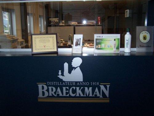 Stokerij Braeckman is nog steeds een ambachtelijk familiebedrijf.
