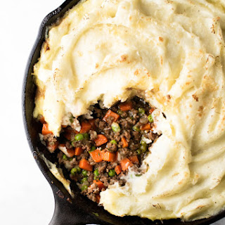 Shepherds Pie With Ground Beef Recipes