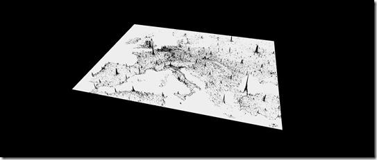 Mapa Densidade