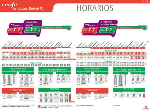 naugurada la nueva estación de Cercanías de Soto del Henares, en Torrejón de Ardoz - pincha para ampliar