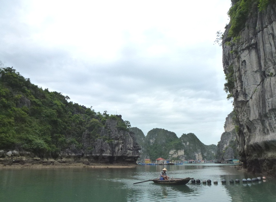 To the Fishing Village