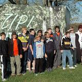 Carmel Boy Scouts Zip-lining Outing